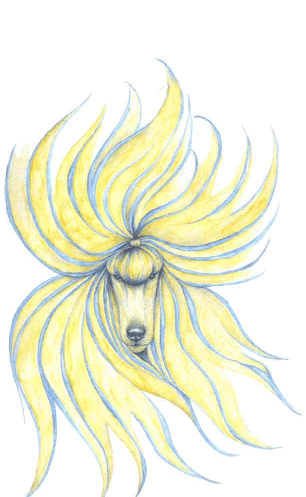 gulahuvudet